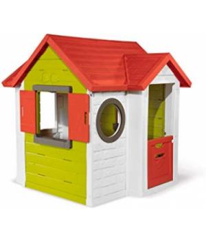 Детский игровой домик для дачи NEO, от 2 лет, Smoby