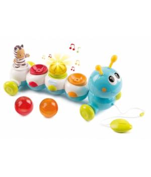 """110422 Електронна іграшка Cotoons """"Гусінь"""" зі звуковим та світловим ефектами, 12 міс.+"""