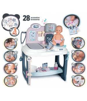 """240300 Ігровий центр """"Догляд за лялькою"""", зі звук. та світл. ефектами, з аксес., 3+"""