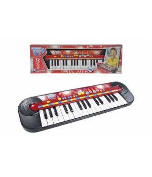 Детское пианино, 45х13 см, Simba