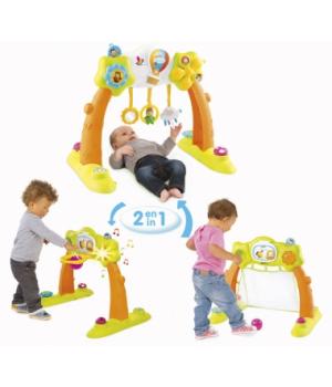 Развивающий центр для детей игрушка, Арка, Cotoons