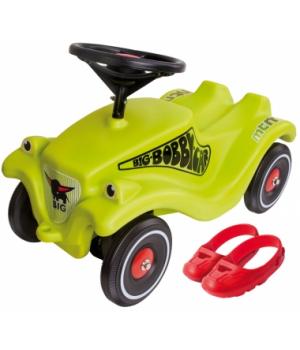 Машина каталка толокар с защитными насадками, BIG
