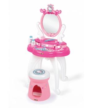 Детский туалетный столик для девочки, 2 в 1, с аксессуарами, Smoby