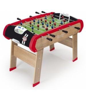 """620400 Дерев'яний напівпрофесійний футбольний стіл """"Чемпіон"""", 120х90х84 см, 8+"""