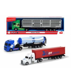 3747001 Вантажівка Перевезення, 42 см, 3 види, 3+
