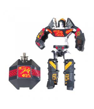 Раптор Геомеха игрушка Мини RAPTOR робот трансформер, YoungToys (оригинал)