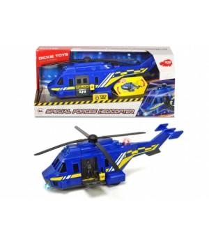 3714009 Гелікоптер «SOS. Сили особливого призначення », зі звук. та світл. ефектами та аксес, 26 см, 3+