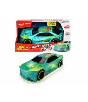3763003 Швидкісний автомобіль «Сполохи світла. Тюнер» зі зміною кольору звук. та світл. ефектами, 20 см, 3+