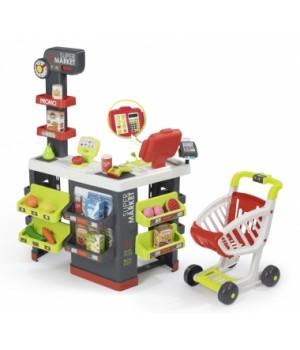Игрушка магазин для детей с тележкой и аксессуарами, Ecoiffier