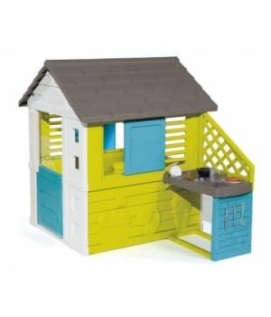 Домик игровой пластиковый для ребенка, от 2 лет, Smoby