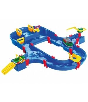 Игровой набор для игр с водой, Переправа, 105x115 см, Аква Плей