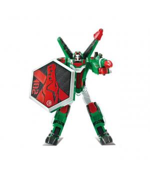 Кайман игрушка Геомеха Крокодил CAIMAN робот трансформер, YoungToys (оригинал)