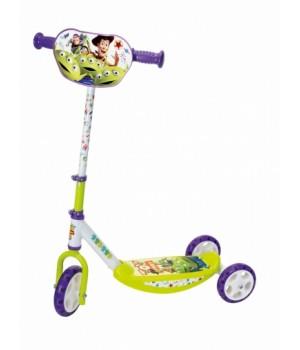 """Детский самокат трехколесный, """"История игрушек"""", от 3 лет, Smoby"""