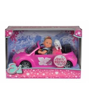"""5731539 Лялька Еві та """"New Beetle"""", 3+"""