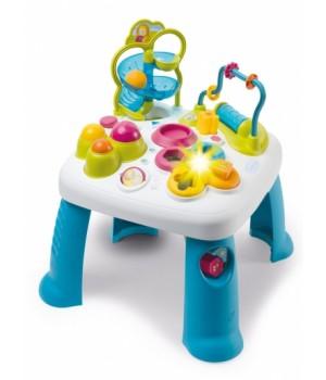 """Детский развивающий столик Cotoons """"Лабиринт"""", свет, звук, Smoby, от 1 года"""
