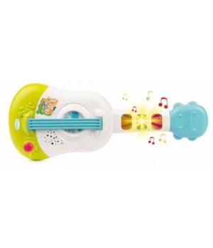 Детская игрушка гитара Cotoons со звуком и светом, от 1 года