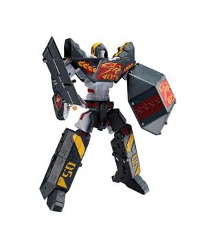 Раптор Геомеха игрушка RAPTOR робот трансформер, YoungToys (оригинал)