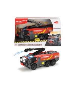 """Пожарная машина игрушка с водой """"Пантера"""", свет, звук, 24 см, DICKIE TOYS"""