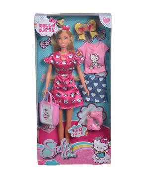 Красивая детская кукла Штеффи, Simba