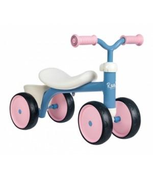 Беговел для детей от 1 года, (4 колеса), Smoby
