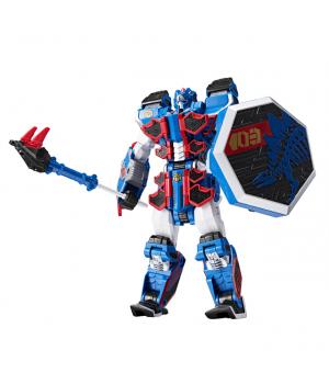 Стеготанк Геомеха игрушка STEGOTANK робот трансформер, YoungToys (оригинал)