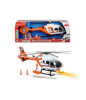 """3719016 Гелікоптер """"Рятувальник"""" зі звук. та світл. ефектами, довжина 64 см, 3+"""