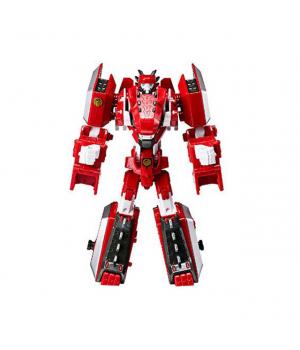 Тиран Геомеха игрушка TYRANNOTOOTH робот трансформер, YoungToys (оригинал)
