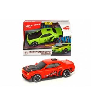 3752009 Швидкісний автомобіль «Додж Челленджер», зі звук. та світл. ефектами, 15 см, 3+