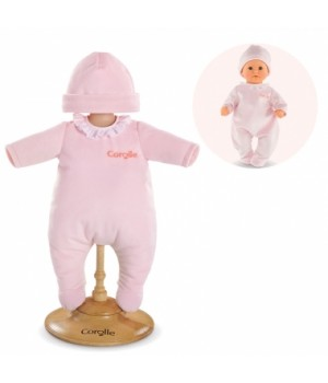 Одежда для пупса 30 см Розовая пижама Corolle