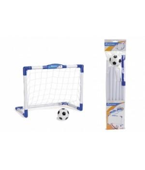 Детские футбольные ворота для улицы, 65х46х34см, Simba