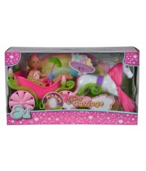 Кукла в карете с лошадью, Simba