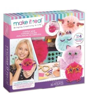 Make it Real: Набор для создания помпонов «Обнимашки»