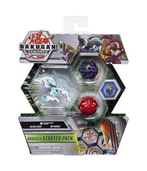 "Bakugan Armored Alliance: Набор из трех бакуганов ""Трокс Хаос"""