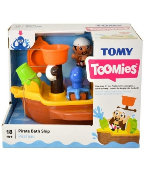 Игрушка для ванной - Пиратский корабль