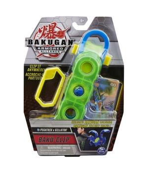 Bakugan Armored Alliance: бакуган Пегатрикс Гиллатор с клипсой для хранения
