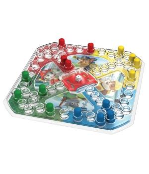 Настольная игра с кнопкой «Щенячий патруль»