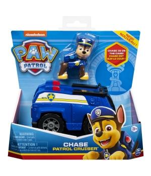 Щенячий патруль: базовый автомобиль с водителем Гонщик