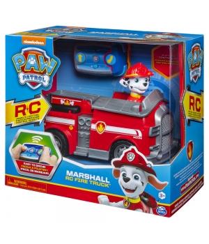 Игрушка Щенячий патруль: пожарная машина Маршала на дистанционном управлении