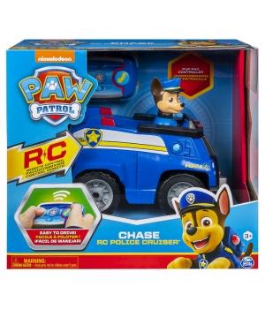 Игрушка Щенячий патруль: полицейская машинкаГонщика на дистанционном управлении