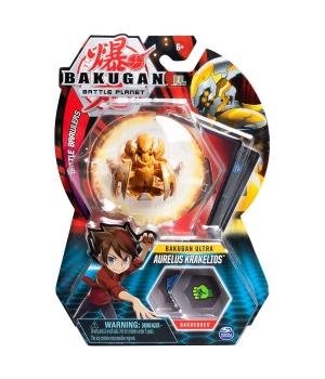 Bakugan Battle Planet: Ультра бакуган Кракелиос Аурелус