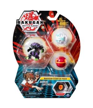"Bakugan Battle Planet: набор из 3х бакуганов ""Даркус Люпитеон"""