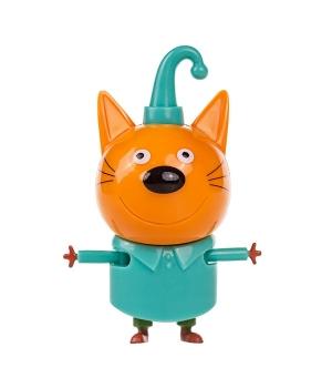 Кот Компот игрушка, Три кота, с механической функцией