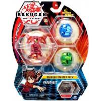 Игрушки Бакуган: Боевая планета, Драго Starter Pack (Dragonoid)