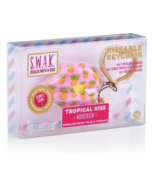 S.W.A.K. Интерактивная игрушка-брелок «Волшебный поцелуй: Тропический поцелуй»