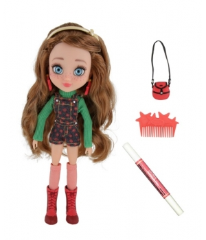FRECKLE & FRIENDS: Стильная куколка с веснушками Фреклс