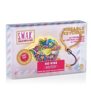 S.W.A.K. Интерактивная игрушка-брелок «Волшебный поцелуй: Граффити»