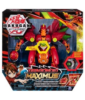 Bakugan Battle Planet: игровой набор Бакуган Драгоноид Максимус