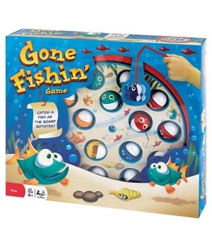 Игрушка рыбалка на батарейках, Spin Master