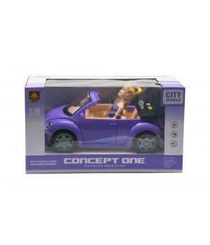 "Детская Кукла в машинке ""City Service: Volkswagen Beetle"" WY580B"