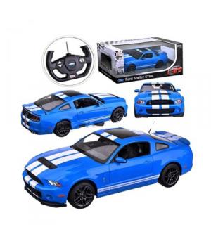 """Игрушка машинка на радиоуправлении """"Ford Mustang Shelby GT500"""" (синяя) 49400"""